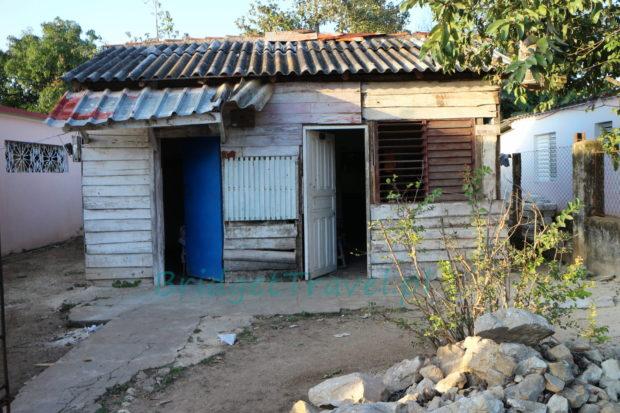 Dom mieszkalny, Kuba, www.bridgettravel.pl