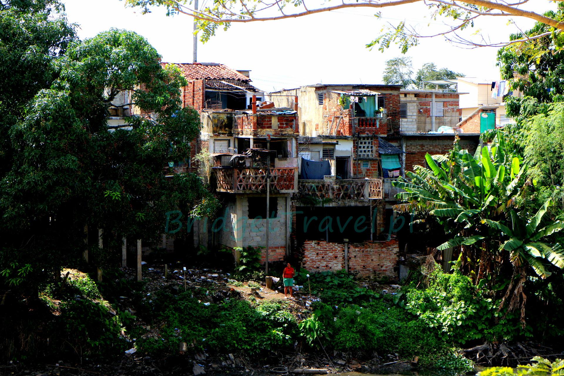 Domy mieszkalne, Kuba, www.bridgettravel.pl