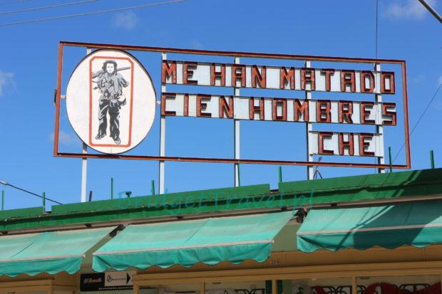 Propaganda w Kubańskim wydaniu, www.bridgettravel.pl