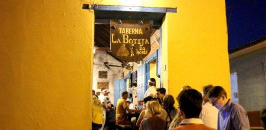 Taberna La Botija, Trinidad, Kuba