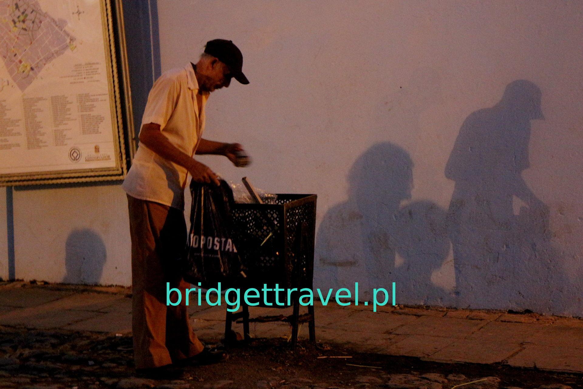 A wieczorową porą..,Trinidad, Kuba