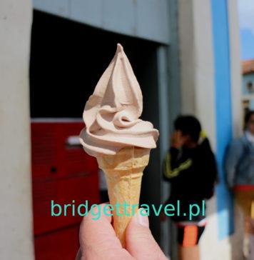 One peso icecream, Vinales, Kuba