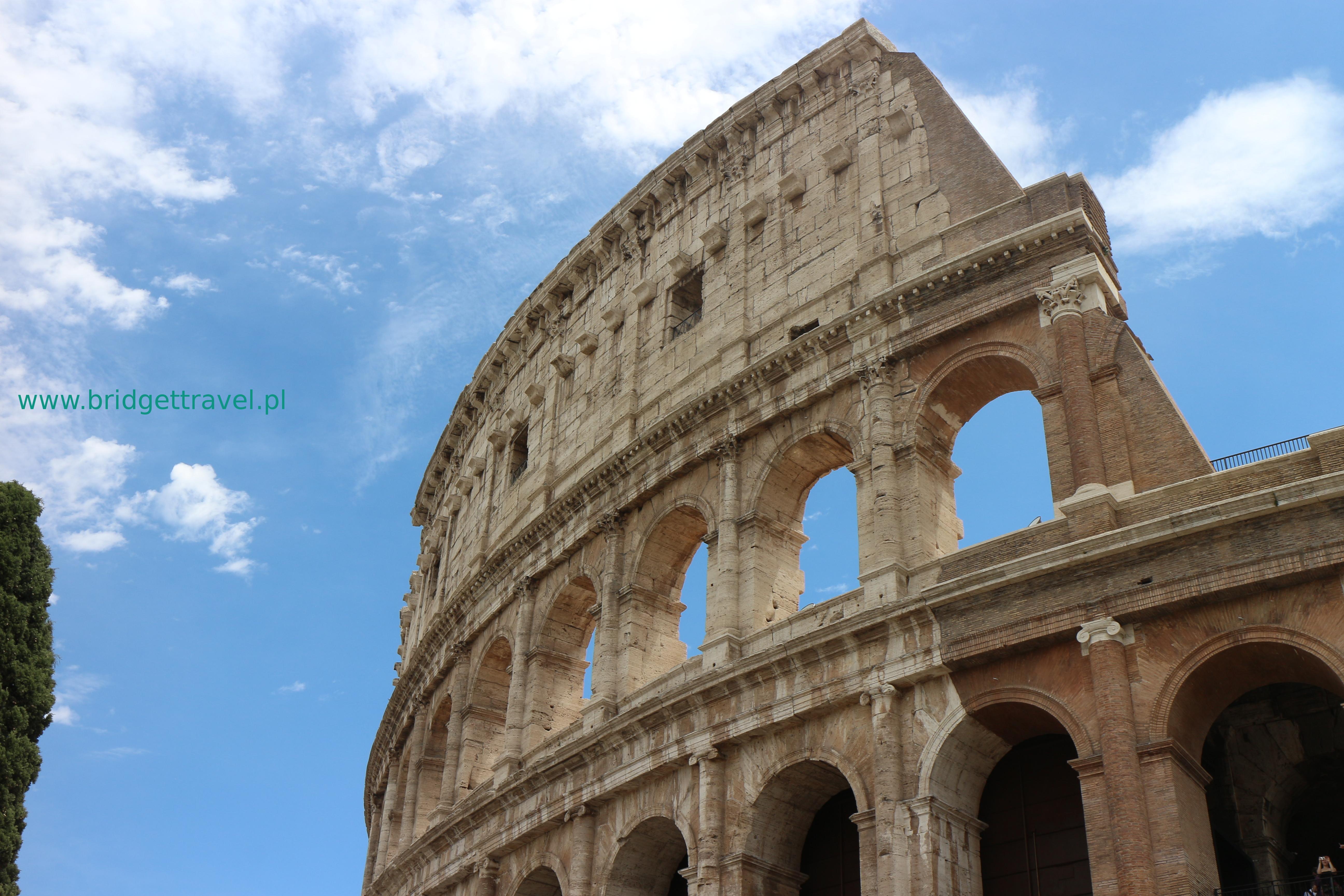 Colloseum, Rzym, Włochy